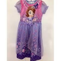 Camisola princesa Sofia - Disney - EUA - 4 anos - Disney