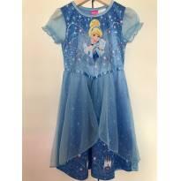 Camisola Cinderela - 4 anos - Disney