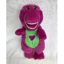 Barney -  boneco que canta - Sem faixa etaria - Não informada