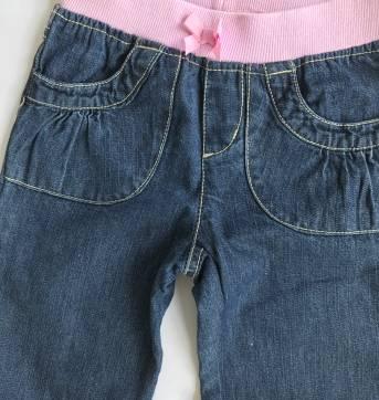 Calça jeans Gymboree + brinde camiseta Gymboree - 4 anos - Gymboree