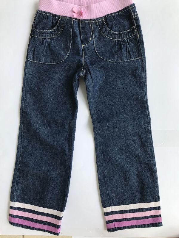 Calça jeans Gymboree + brinde camiseta Gymboree 4 anos no Ficou ... 1e18e62f16
