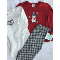 Conjunto 3 peças - Child of Mine by Carters  - 24 meses - 2 anos - Child of Mine