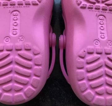 Crocs - rosa - original - 27 - Crocs