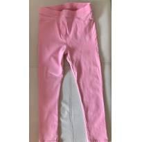 Calça legging Zara - rosa - 7 anos - Zara