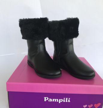 Bota preta - Pampili - 29 - Pampili
