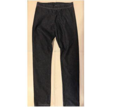 Kit com 4 calças - 6 anos - sem etiqueta