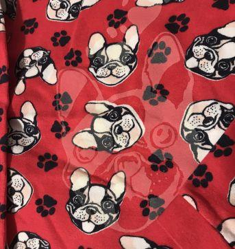 Pijama inverno PUC  - lindo ! - 6 anos - PUC