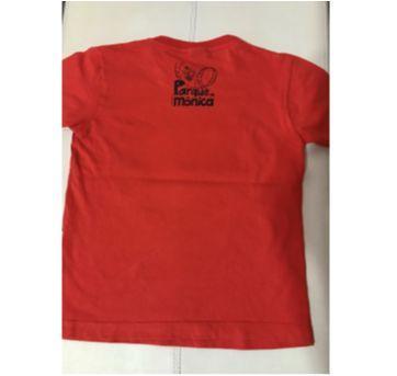 Kit Mônica - Crocs original + camiseta - 26 - Crocs
