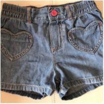 Short jeans Carters - 6 anos - Carter`s