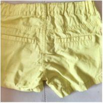 Short amarelo - - 4 anos - Mineral Kids