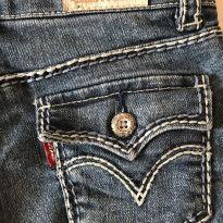 Short jeans Levis - original - 6 anos - Levi`s