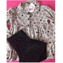 Conjunto Plush Tip Top - 6 anos - Tip Top