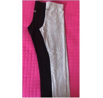 2 calças legging Lilica Ripilica + brinde blusinha lantejoula - 6 anos - Lilica Ripilica