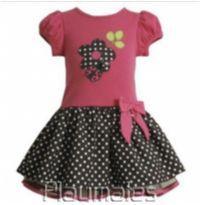 Vestido Bonnie Jean - joaninha - 4 anos - Bonnie Jean