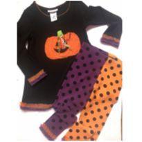 Conjunto Halloween - Bonnie Jean