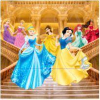 Painel para festa de aniversário - Princesas Disney -  - Não informada