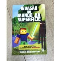 Invasão do Mundo da Superfície - Uma Aventura Não-Oficial de Minecraft - Sem faixa etaria - Várias
