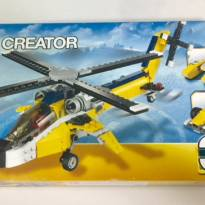 Lego Creator Veículos Amarelos de Competição 31023 - NOVO! LACRADO! - Sem faixa etaria - Lego