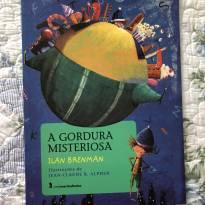 Livro - A Gordura Misteriosa - Sem faixa etaria - Wmf Martins