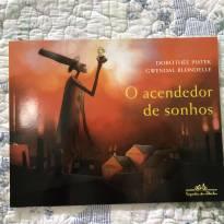 Livro - O Acendedor de Sonhos - Sem faixa etaria - Companhia das Letras