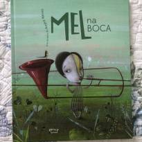 Livro - Mel na Boca - Sem faixa etaria - CORTEX