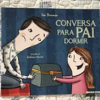 Livro Conversa para Pai Dormir - Sem faixa etaria - BRINQUE BOOK