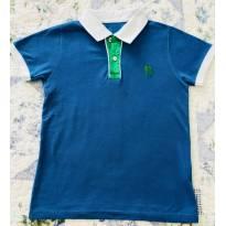 Camiseta social - 8 anos - Polo wear
