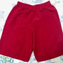 Shorts vermelho - 6 anos - Ugg