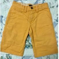 Shorts mostarda Gap - 6 anos - GAP