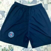 Shorts de treino PSG - 6 anos - Sem marca