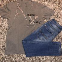 Camiseta Armani - 12 anos - Armani Exchange