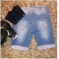 Bermuda Jeans Zara - 12 anos - Zara
