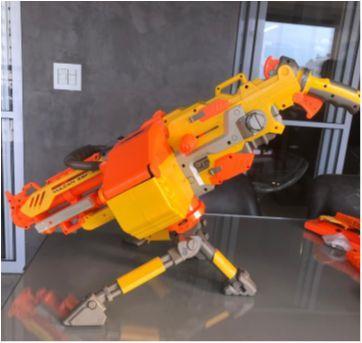 Nerf vulcan - Sem faixa etaria - Hasbro