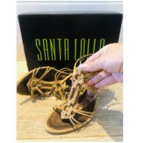 Sandalia Santa Lolla - 36 - SANTA LOLLA