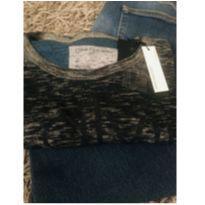 Camiseta Calvin Klein - M - 40 - 42 - Calvin Klein