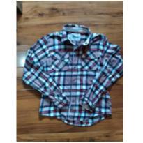 Camisa Quadriculada da Trick - 12 anos - Trick