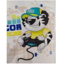 Camiseta Tigor Gamer - 10 anos - Tigor T.  Tigre