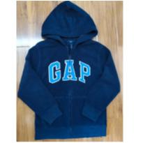 Moleton Gap Kids em fleece - 8 anos - GAP