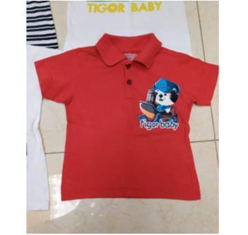 lote camisetinhas da Tigor - 2 anos - Tigor T.  Tigre e Tigor Baby
