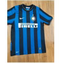 Fut Lovets - Camisa Inter de Milão - 10 anos - Nike