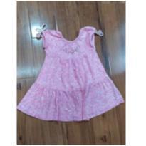 Vestido da Lilica Ripilica - 6 a 9 meses - Lilica Ripilica Baby