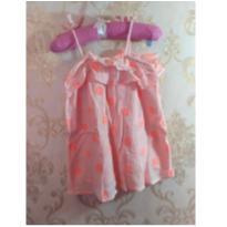 Vestido Chic Zara - 9 a 12 meses - Zara Baby