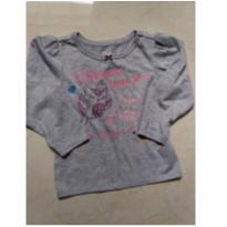 blusinha corujinhas - 18 a 24 meses - OshKosh