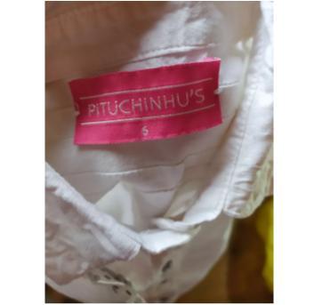 blusinha lacinhos Pituchinhus - 6 anos - Pituchinhus