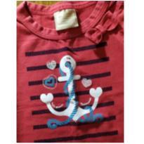 blusinha marinheira marisol - 2 anos - Marisol