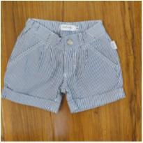 shorts listradinho - 2 anos - Dolce Lily