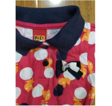 vestido chic pets - 3 anos - Kyly