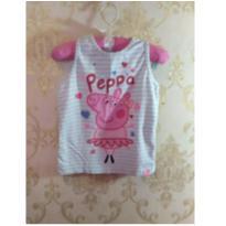 blusinha peppa - 3 anos - Malwee