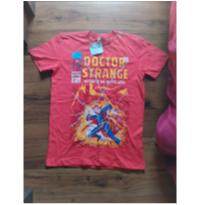 camiseta doutor estranho - 12 anos - MARVEL