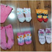 lote de meias baby